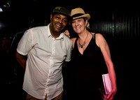 Ursula Rucker Album Release Party - Bowery Electric - NYC - 2017