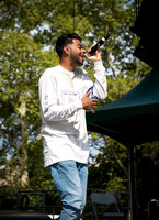 Anik Khan - Basement Bhangra 20th Anniversary - Central Park - NYC - 2017