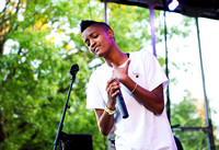 The Internet - Afropunk Festival - Commodore Barry Park - BK USA - 2014