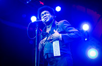 Charles Bradley & His Extraordinaires - Damrosch Park Bandshell Lincoln Center - NYC - 2014