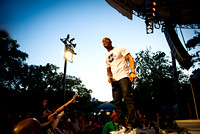 WBLS 6th Annual R&B Fest - Tank - Rumesey Playfield Central Park - NYC - 2014
