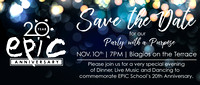The EPIC School - Party with a Purpose - Biagios on the Terrace - Paramus NJ - 2017