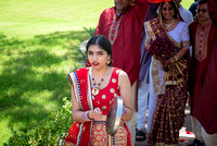 Khyaati and Josh Wedding Day - The Springs - Weatherford TX - 2017