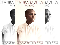 Laura Mvula w/ King - Le Poisson Rouge - NYC - 2013