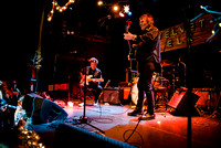 Tommy Stinson's Cowboys in the Campfire - Velvet Elk Records Holiday Show - Bowery Ballroom - NYC - 2016