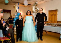 Olivias Sweet 16th Birthday Party - Wanaque First Aid Squad - Wanaque NJ - 2015