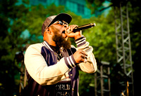 Black Thoughts Live Mixtape w/ Freeway - Roots Picnic - Bryant Park - NYC - 2016