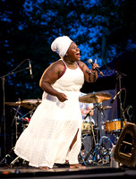 Daymé Arocena - Rumsey Playfield - NYC - 2017