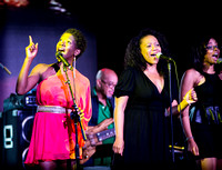 Azania Steady - Highline Ballroom - NYC - 2013